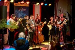 Josef Oechsle präsentiert Bluegrass Festival