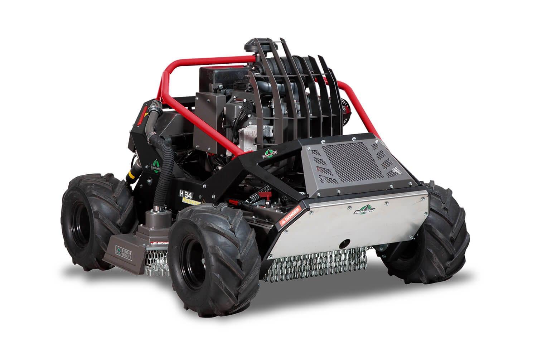 Herkules Predator K34 4WD mit Fernsteuerung