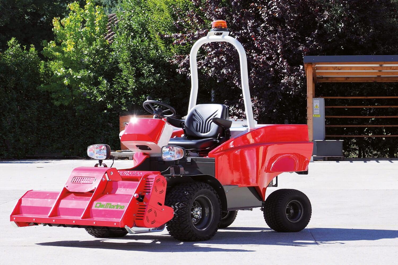 Greenbase Mehrzweck-Traktor Rino - ein internationales Patent von DelMorino